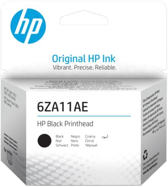 Głowica HP 6ZA11AE Czarna do drukarek (Oryginalna)