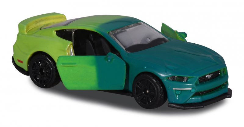 Majorette Limited Edition Color Change Ford Mustang 2054021