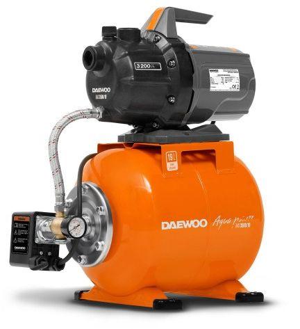 Hydrofor + pompa wody Daewoo DAS 3500/19 800W 19l
