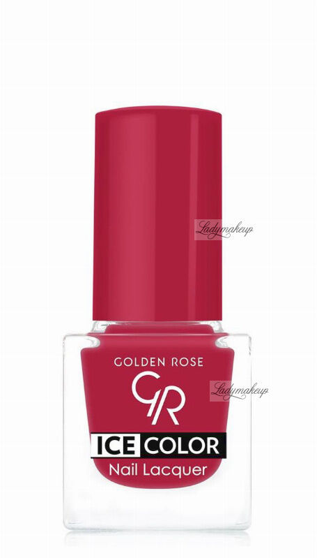 Golden Rose - Ice Color Nail Lacquer  Lakier do paznokci - 186