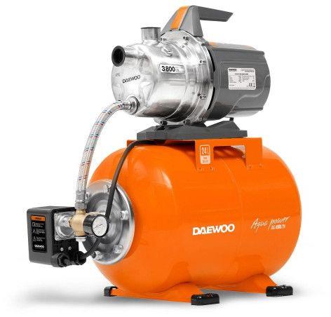 Hydrofor + pompa wody Daewoo DAS 4000/24 1200W 24l