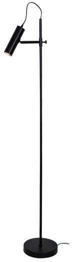Lampa podłogowa TENSO F18014-GU10-BK - Zuma Line  Kupon w koszyku - Autoryzowany sprzedawca
