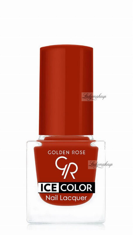 Golden Rose - Ice Color Nail Lacquer  Lakier do paznokci - 187