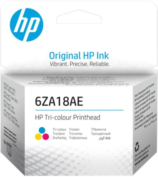 Głowica HP 6ZA18AE Kolorowa do drukarek (Oryginalna)