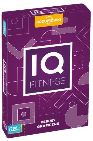 IQ Fitness rebusy graficzne gra Albi