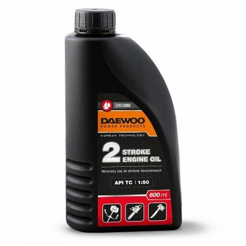 Olej do silników 2-suwowych DAEWOO DWO 200 600ml