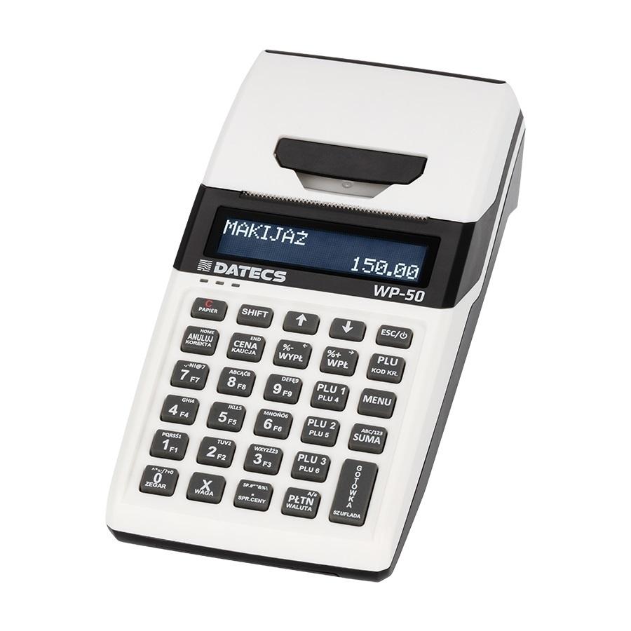 Kasa Fiskalna Datecs WP-50 GPRS