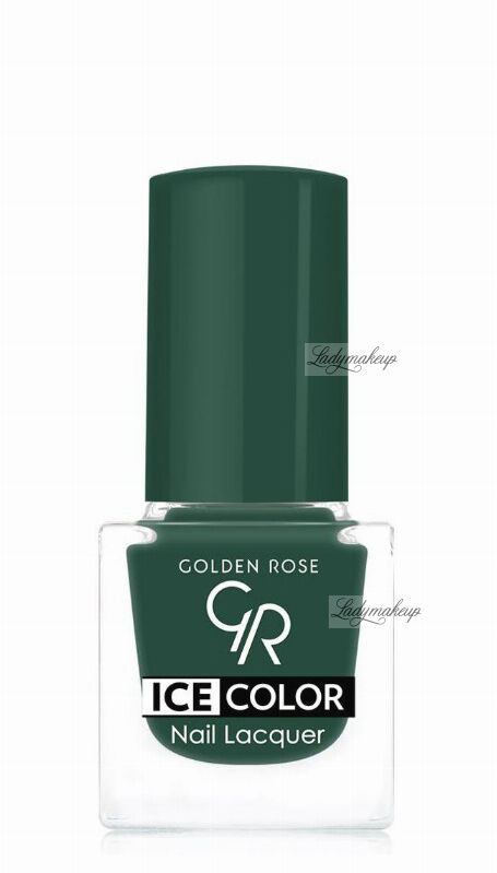 Golden Rose - Ice Color Nail Lacquer  Lakier do paznokci - 189