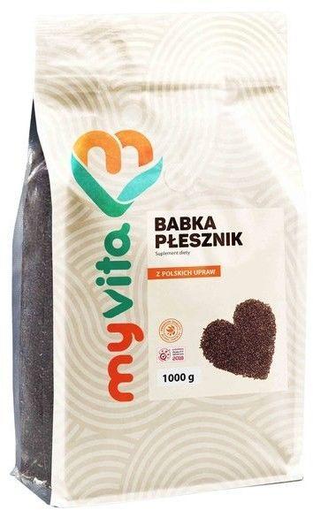 MyVita babka płesznik nasiona 1000 g