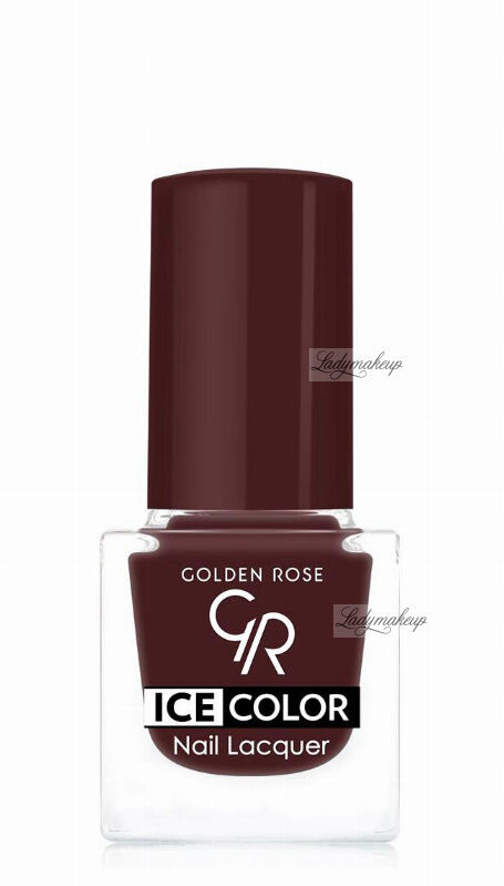 Golden Rose - Ice Color Nail Lacquer  Lakier do paznokci - 190