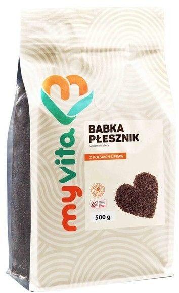 MyVita babka płesznik nasiona 500 g