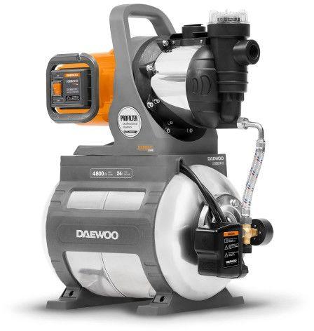 Hydrofor + pompa wody Daewoo DAS 6000/24 INOX 1300W 24l