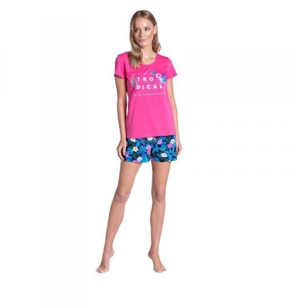 Henderson ladies tropicana 38905 fuksja piżama damska