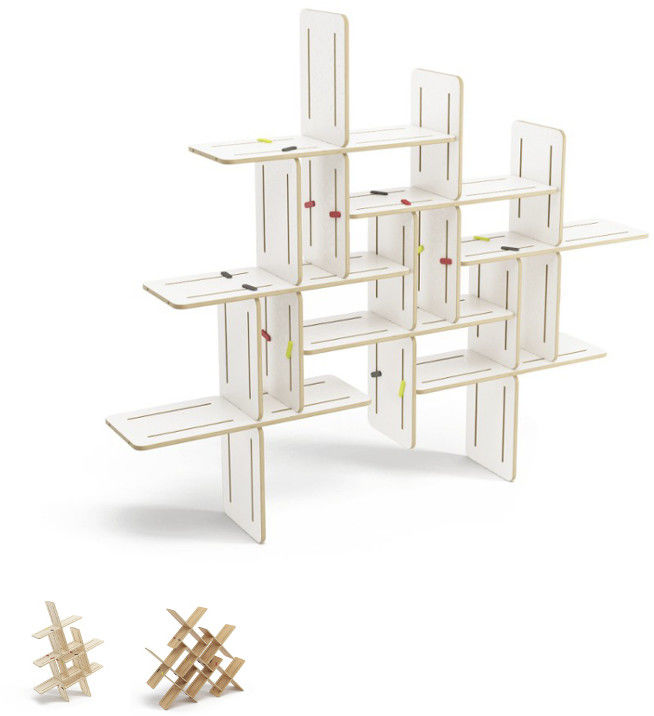 Dynks półka modułowa (7 sztuk)