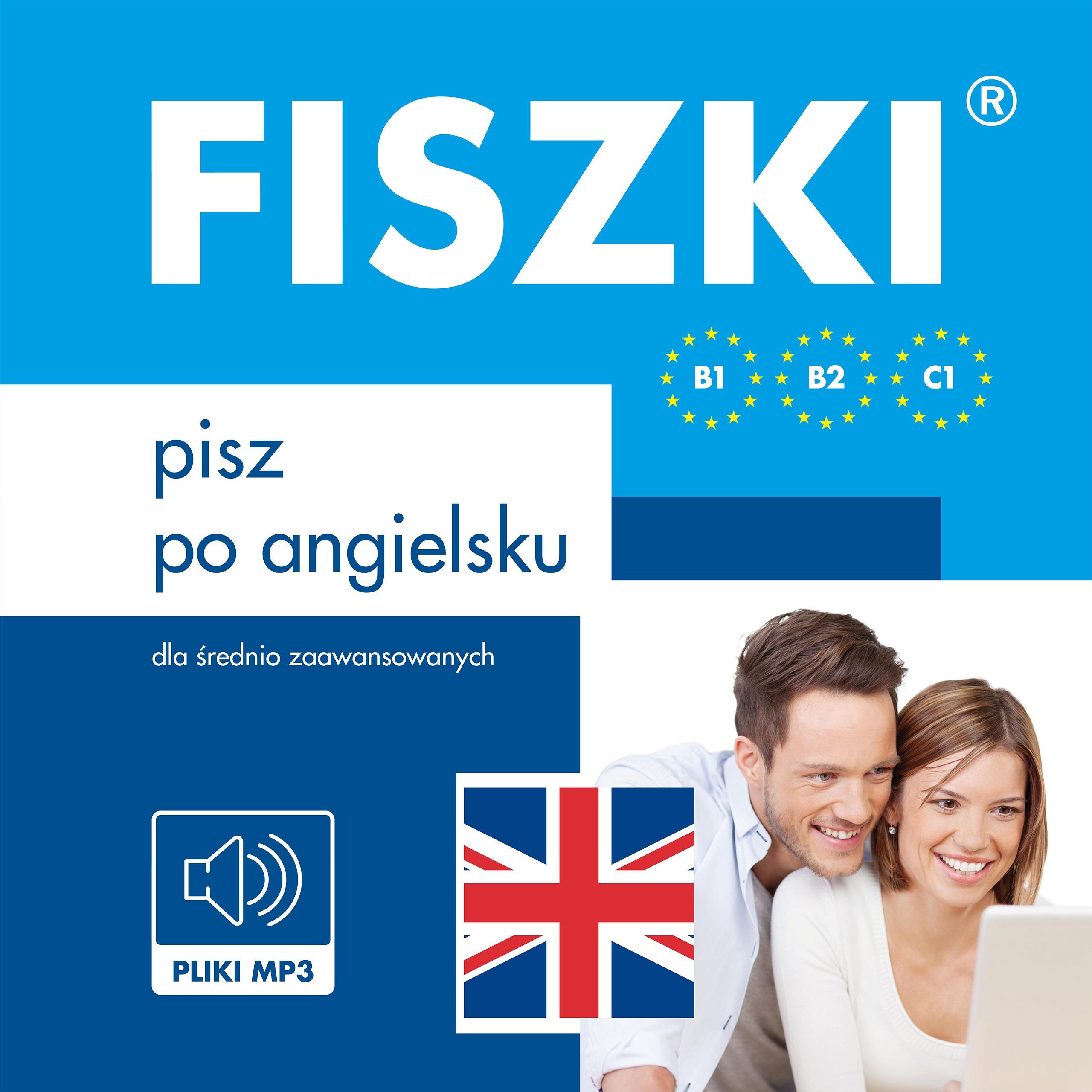 AUDIOBOOK - angielski - Pisz po angielski (B1-C1)
