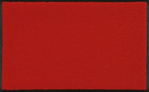 Wycieraczka czerwona 60x90 cm