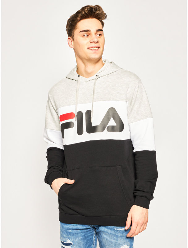 Fila Bluza Blocked 688051 Kolorowy Regular Fit