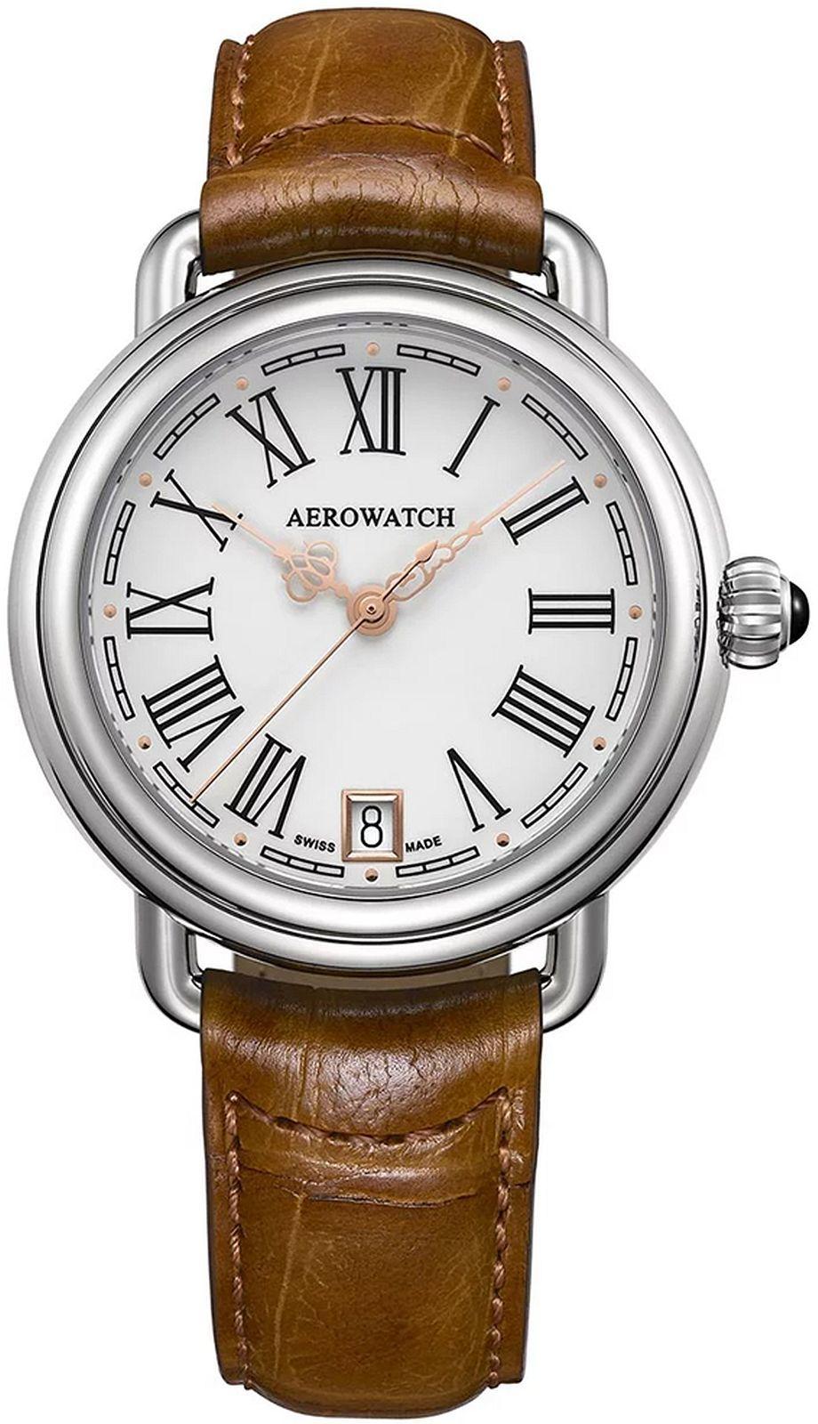 Aerowatch 42960-AA03 > Wysyłka tego samego dnia Grawer 0zł Darmowa dostawa Kurierem/Inpost Darmowy zwrot przez 100 DNI