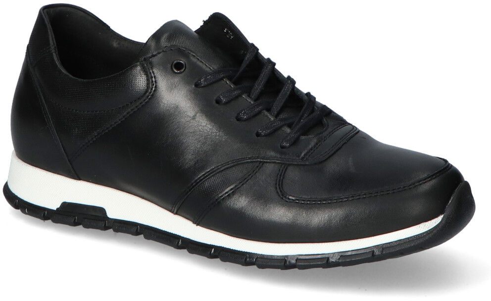 Sneakersy Pan 1499 Czarne lico
