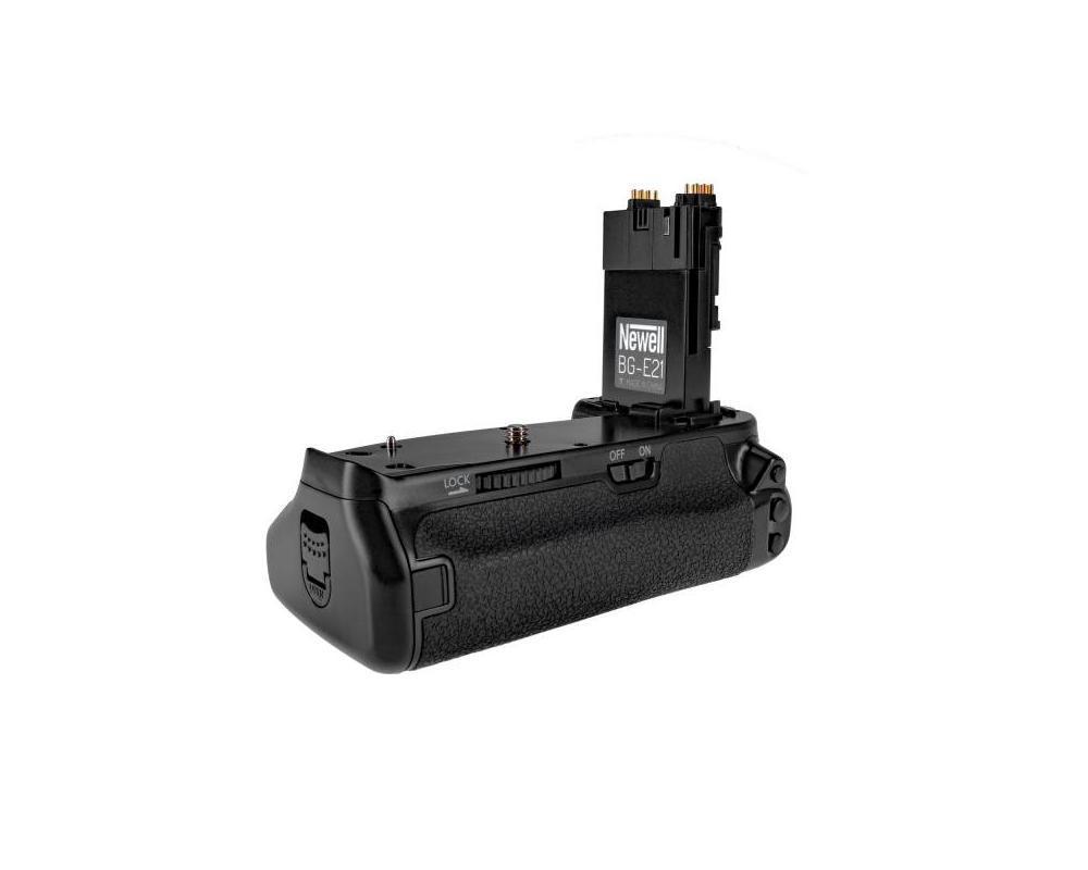 Newell BG-E21 - battery pack, grip do Canon EOS 6D Mark II Newell BG-E21