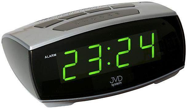 Budzik JVD SB0933.2 Sieciowy LED