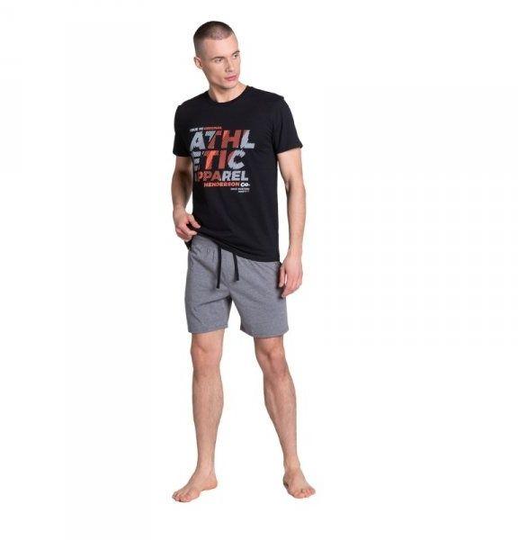 Henderson lang 38865 czarna piżama męska