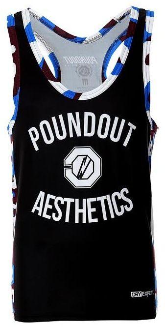 Poundout tank top AESTHETICS