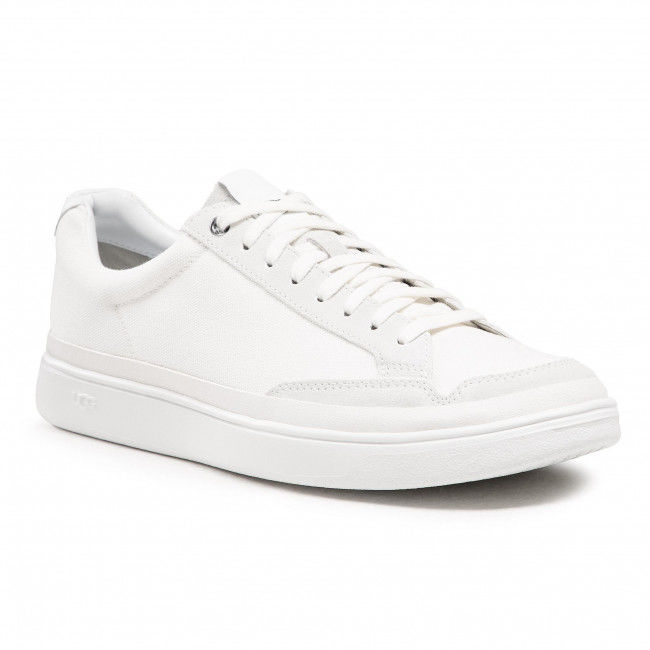 Sneakersy UGG - M South Bay Sneaker Low Canvas Wht