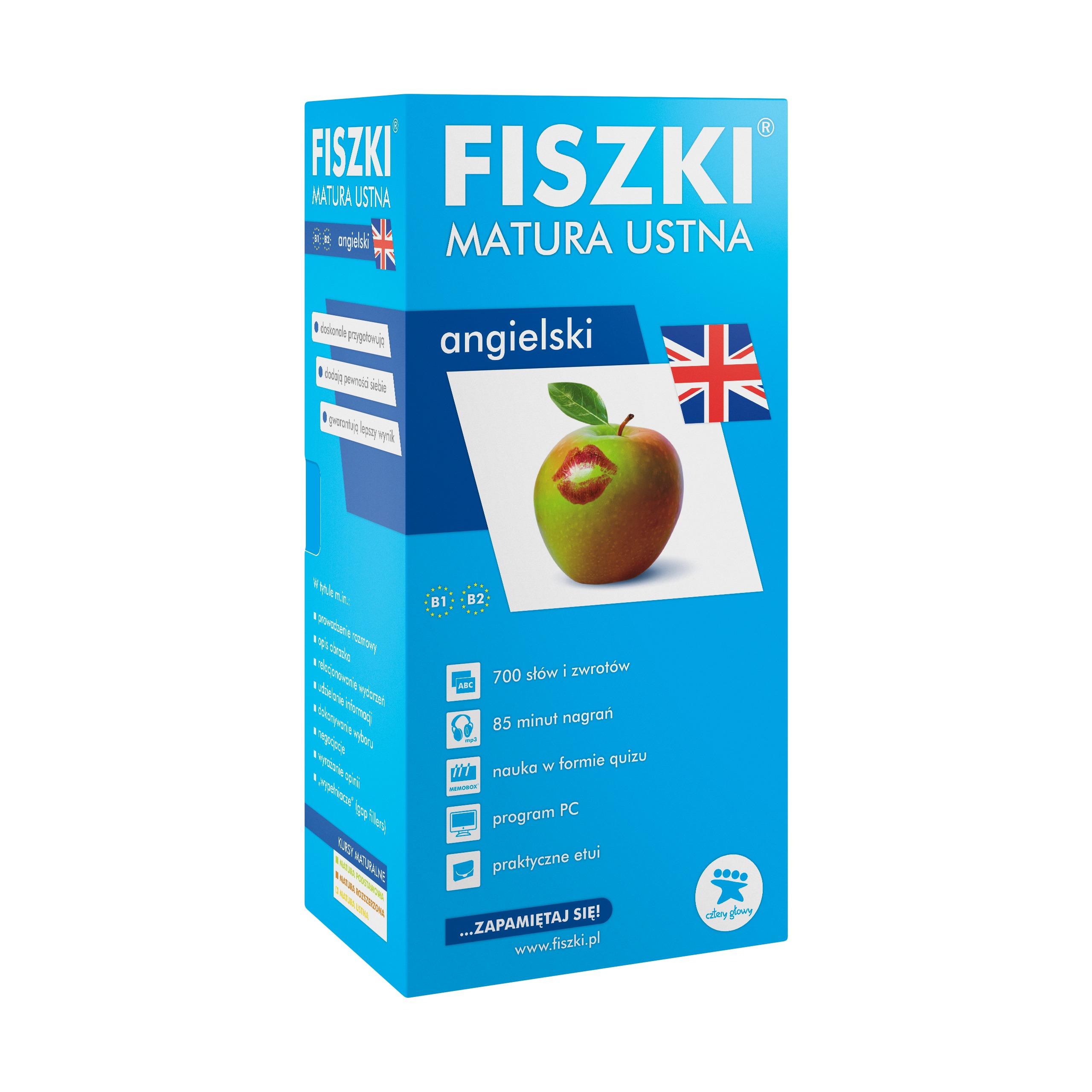 FISZKI - angielski - Matura ustna