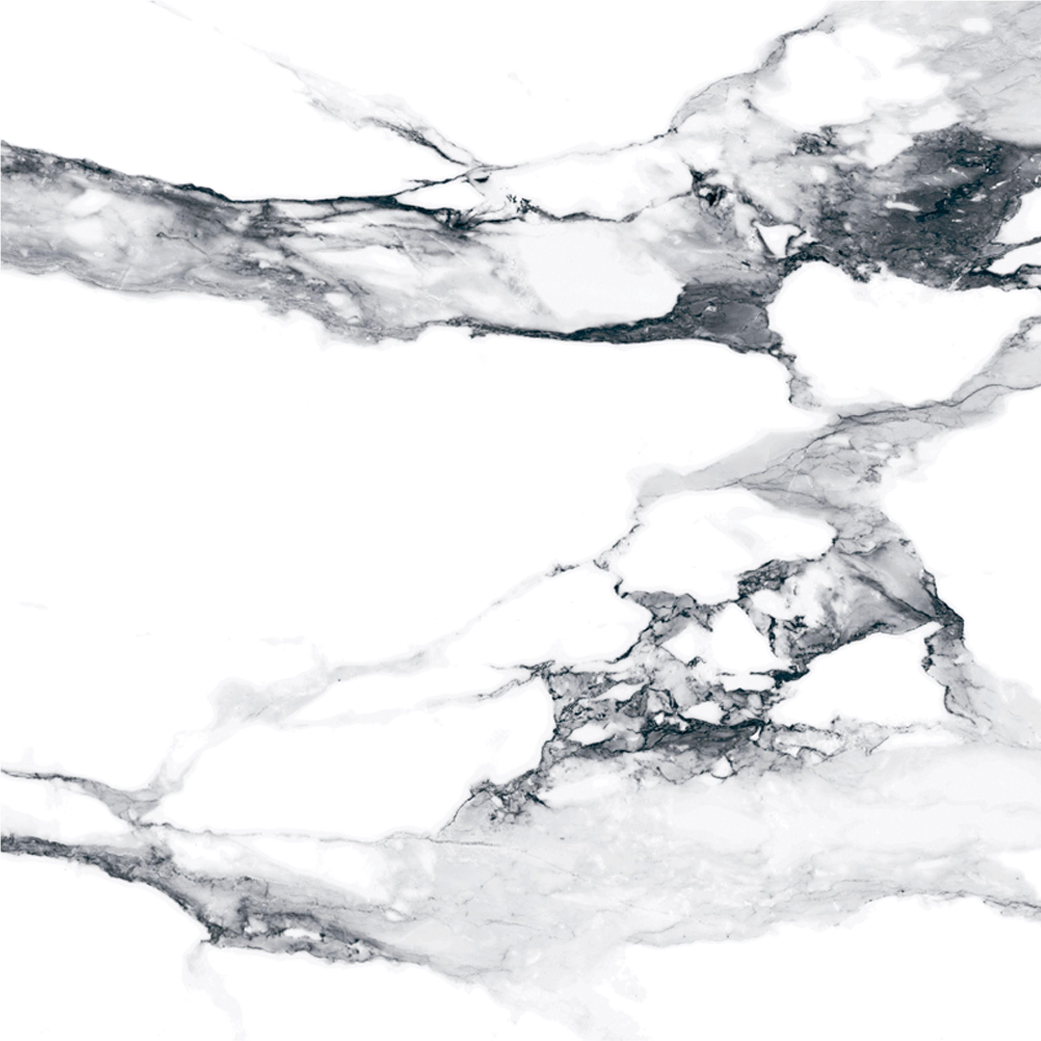 CRASH Marble Bianco Matt 120x120