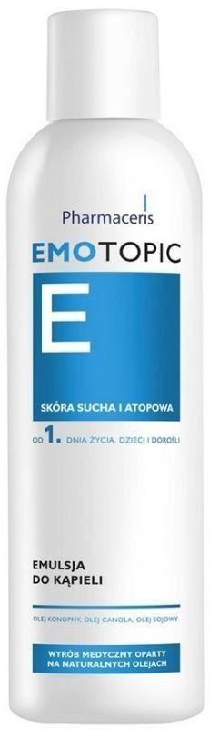 Pharmaceris Emotopic Emulsja do kąpieli, 200 ml