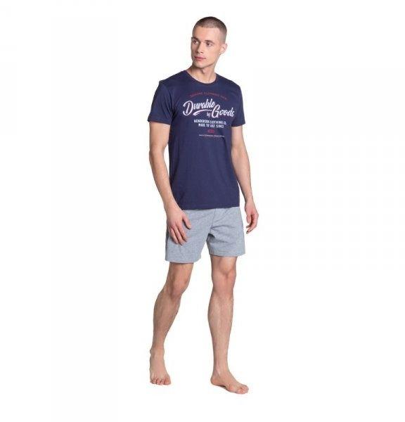 Henderson laze 38868 granatowa piżama męska