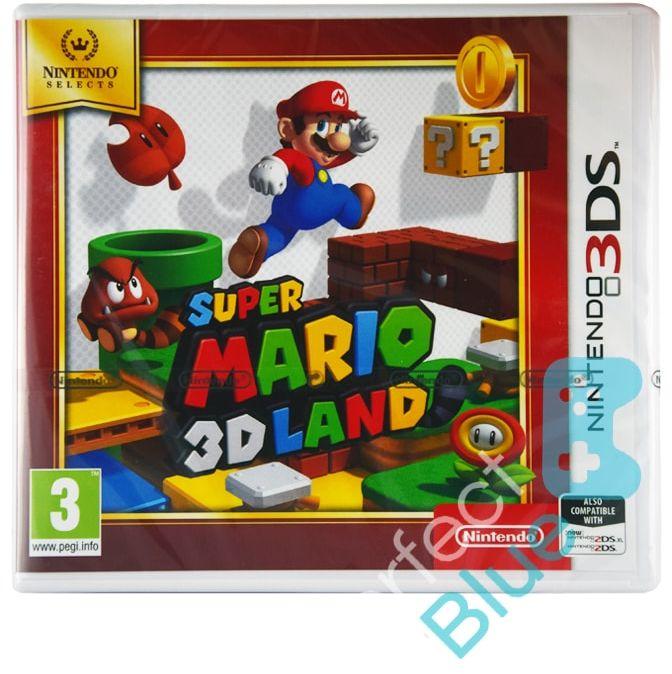 SUPER MARIO 3D LAND / 3DS 2DS / AUTORYZOWANY SKLEP NINTENDO WARSZAWA / URSYNÓW MOKOTÓW / CH LAND - METRO SŁUŻEW