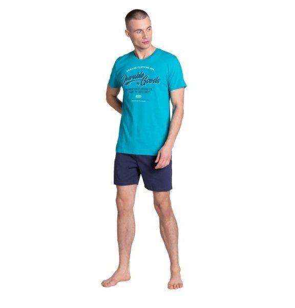 Henderson laze 38868 turkusowa piżama męska