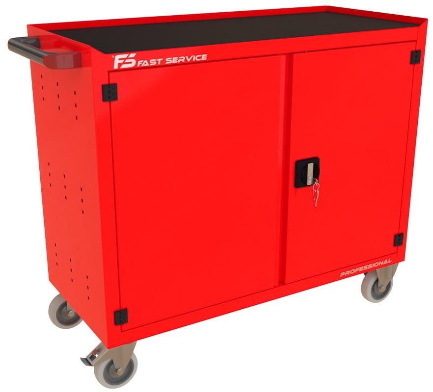 Wózek warsztatowy TRUCK z drzwiami PT-240