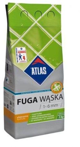 Fuga wąska ATLAS 1-6 mm 5kg - grupa kolorów I