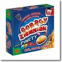 Gorący ziemniak Party GRA TOWARZYSKA