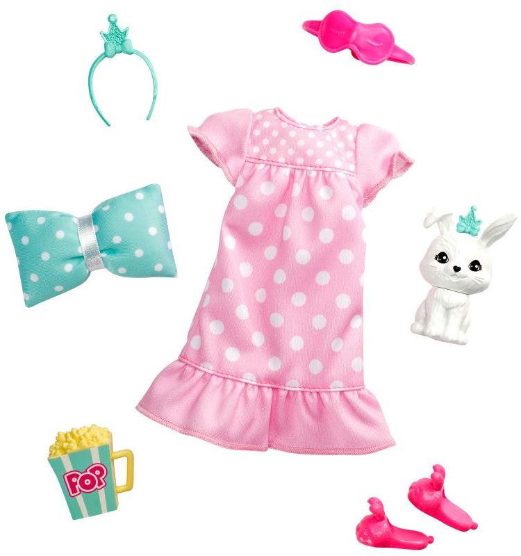 Barbie Princess Adventure Przygoda księżniczek Ubranko zestaw z króliczkiem GML66