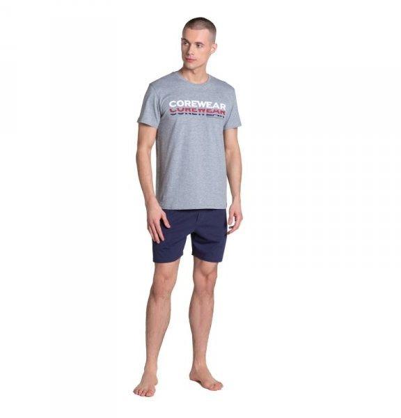 Henderson lark 38870 szara piżama męska