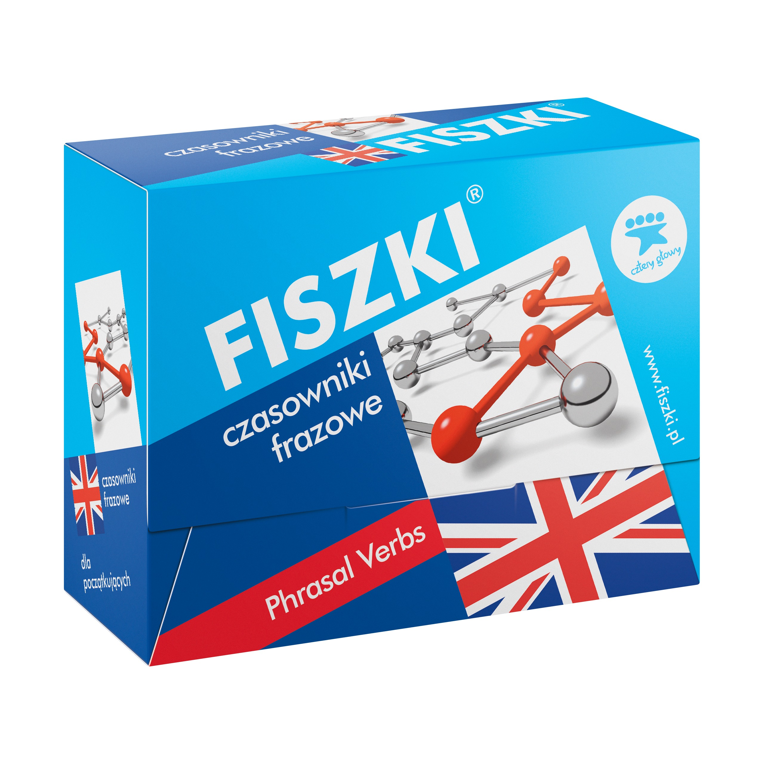 FISZKI - angielski - Czasowniki frazowe