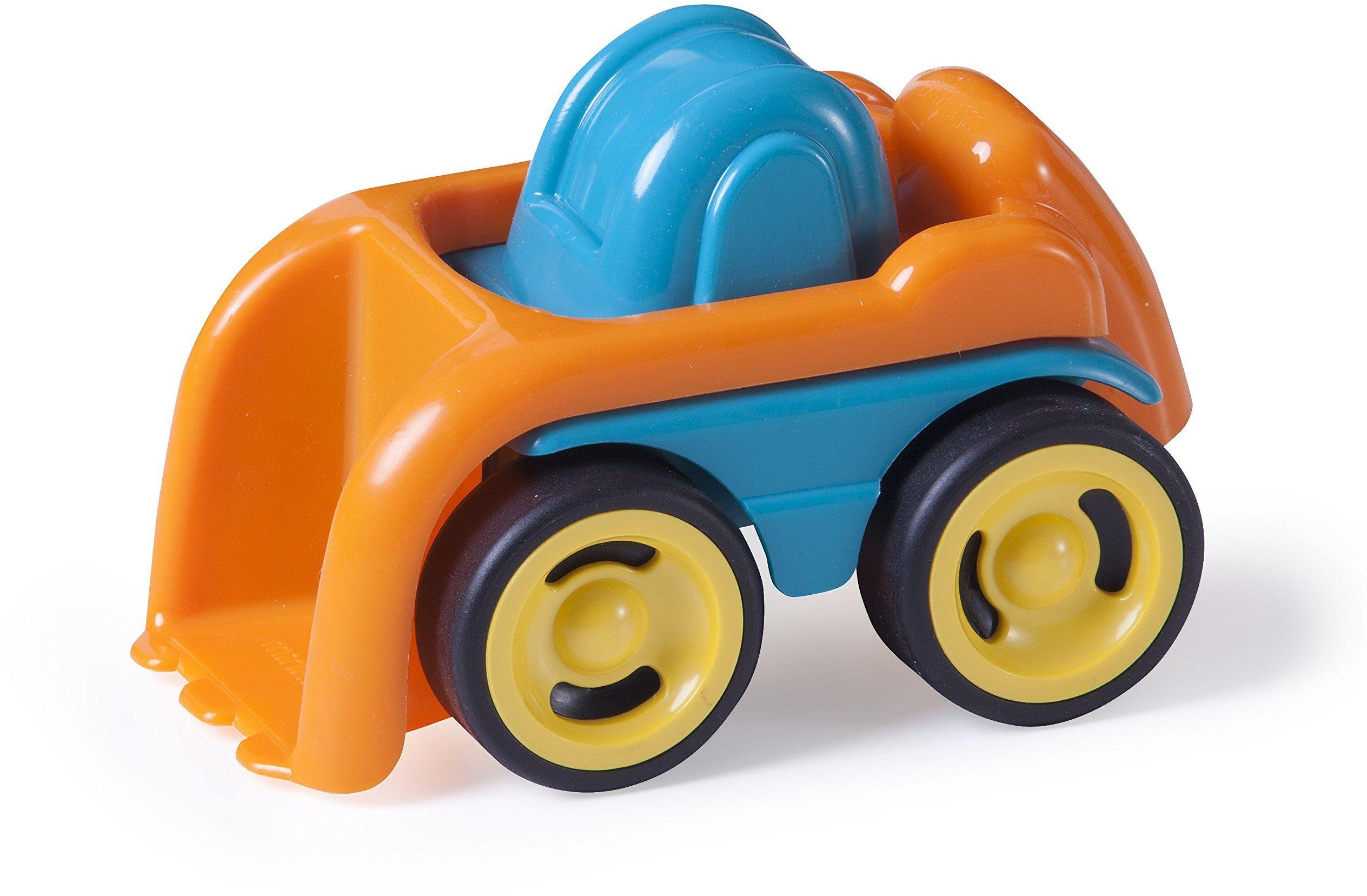Miniland 45142 Minimobil wywrotka do wywrotków, wielokolorowa