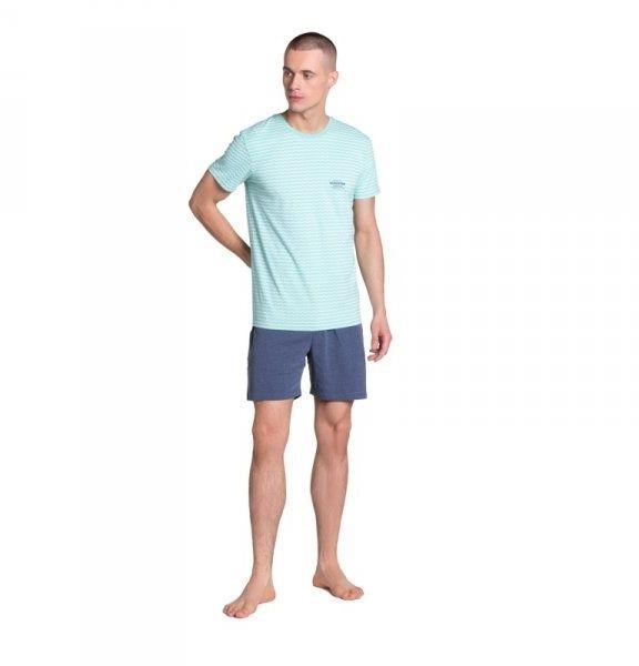 Henderson lobe 38875 zielona piżama męska