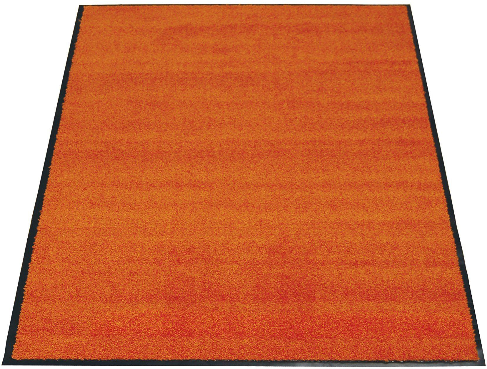 miltex Wycieraczka zatrzymująca brud, pomarańczowa, 60 x 90 cm