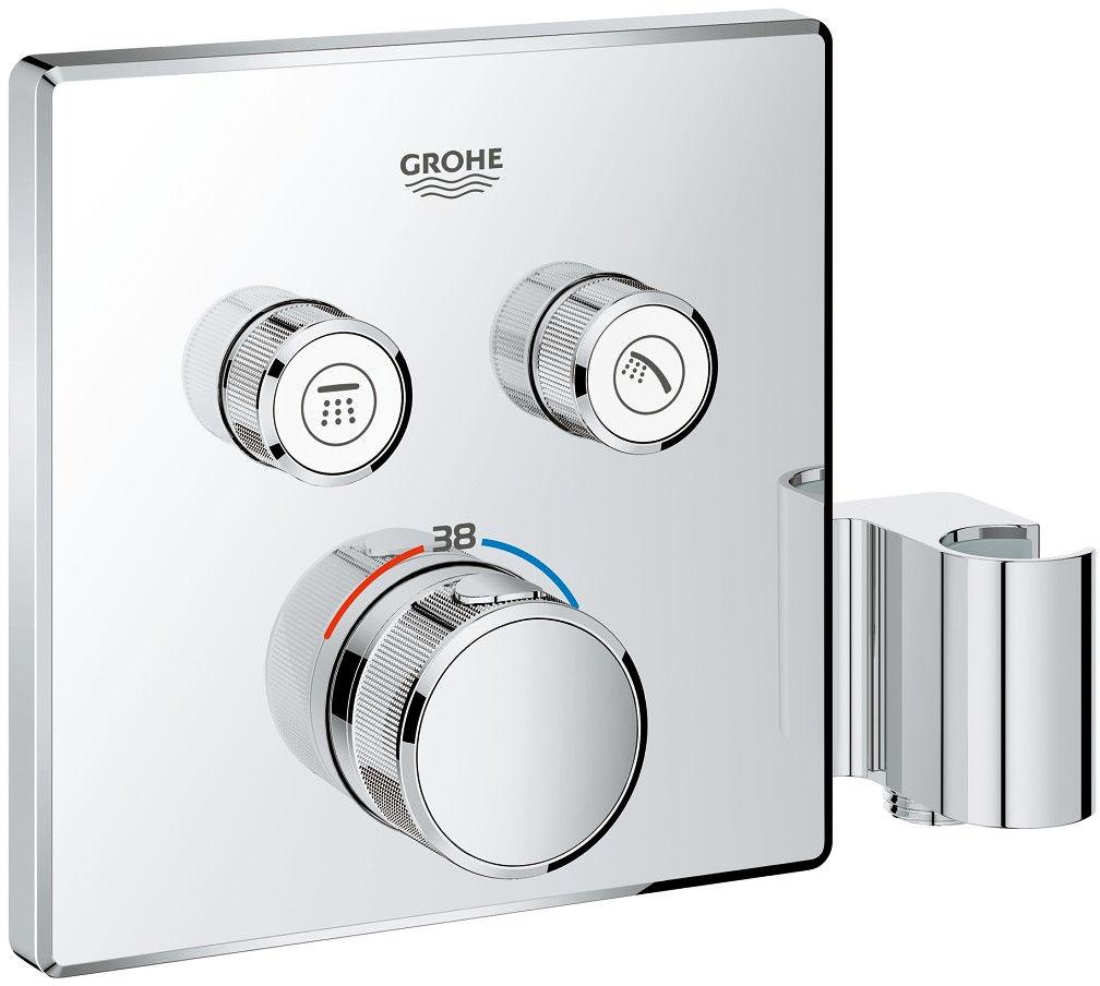 Grohtherm SmartControl bateria wannowo-prysznicowa podtynkowa chrom - 29125000 Darmowa dostawa
