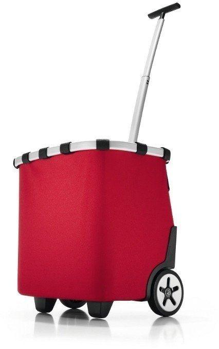 Reisenthel - wózek na zakupy carrycruiser - red