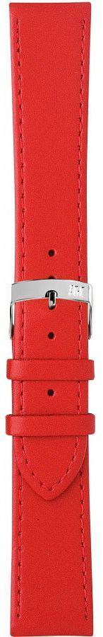 Pasek Morellato Sprint EC Nappa Bright Red 16 mm