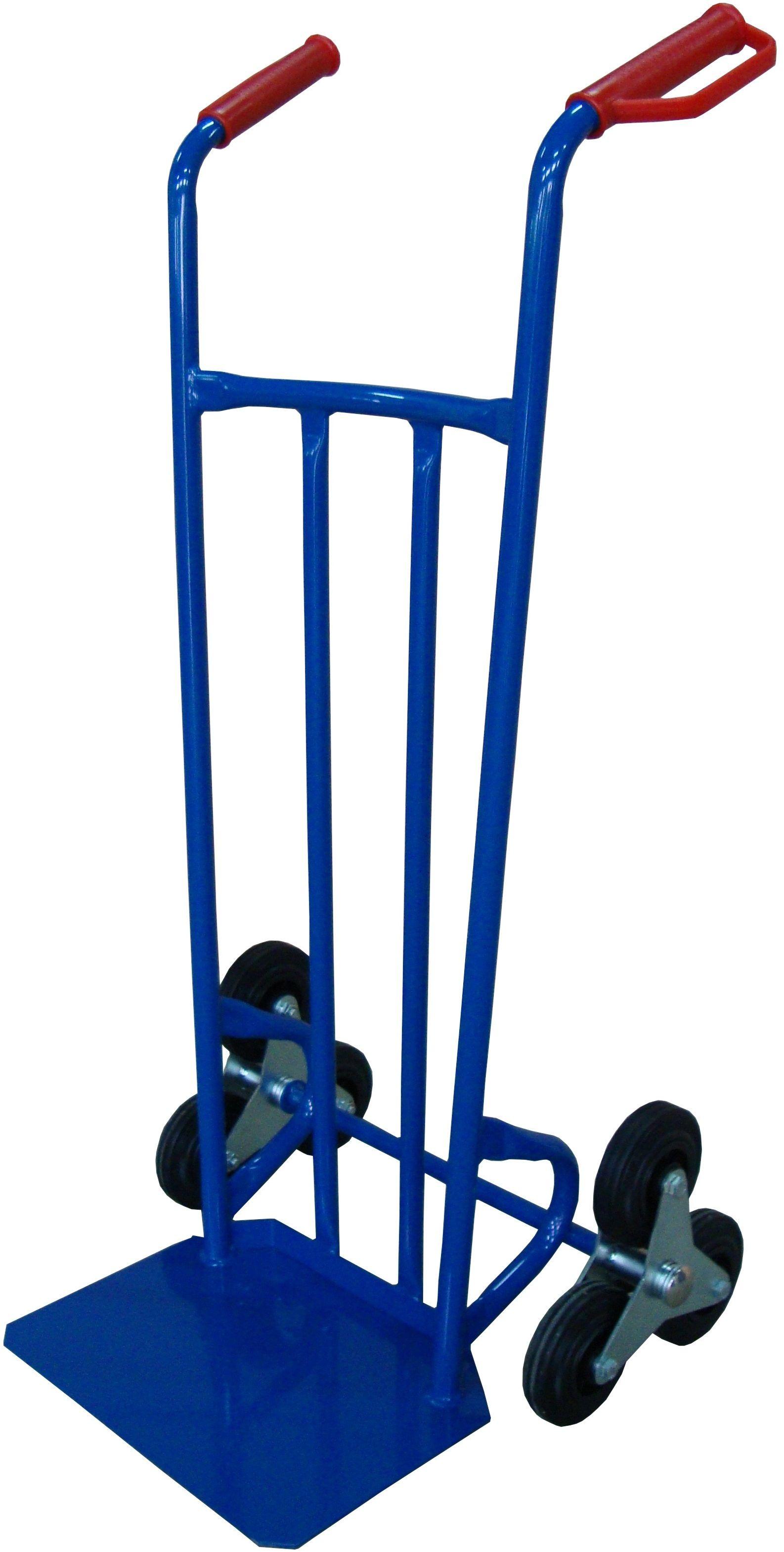 Wózek taczkowy schodowy