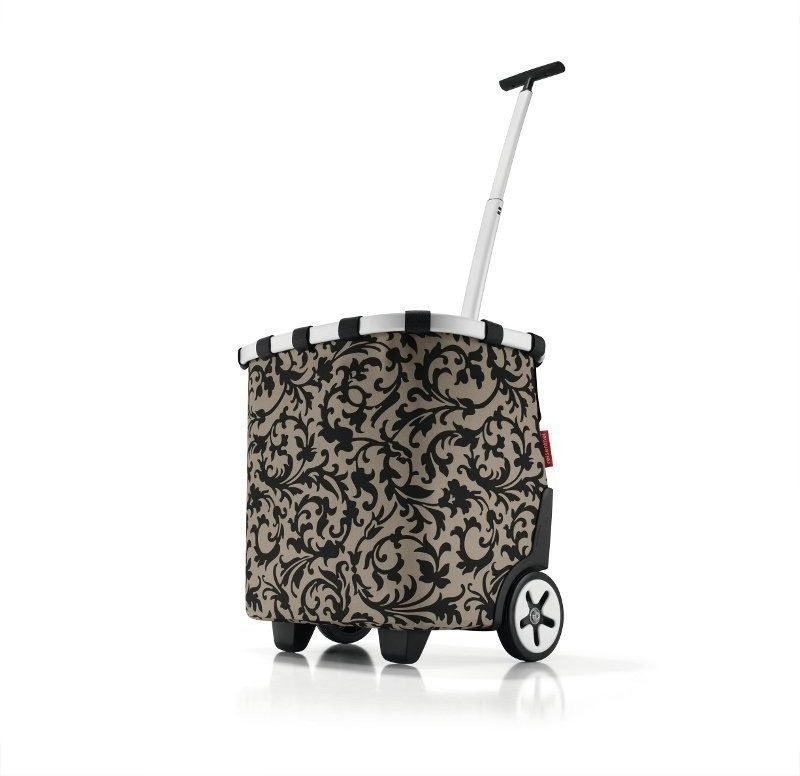 Reisenthel - wózek na zakupy carrycruiser - baroque taupe
