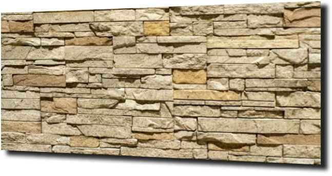obraz na szkle Kamień ozdobny 41