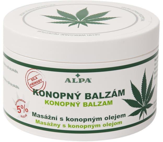 ALPA maść balsam konopny 250ml